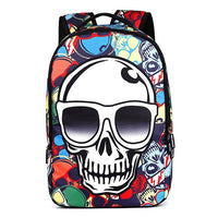TSB Skull School Backpack The Store Bags Style G