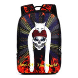 TSB Skull School Backpack The Store Bags Style H