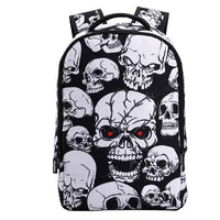 TSB Skull School Backpack The Store Bags Style A
