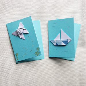 Add a Card with a Gift Message
