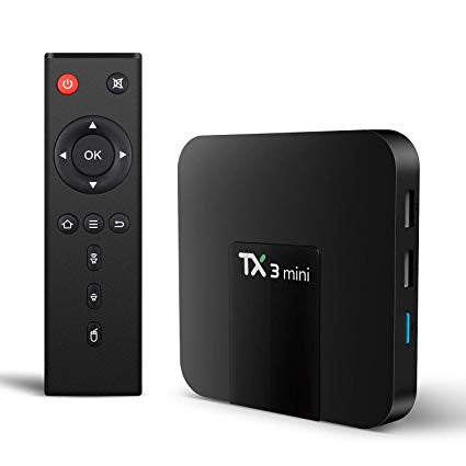 TV Gecko TX3 Mini TV Box