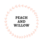 Peach and Willow