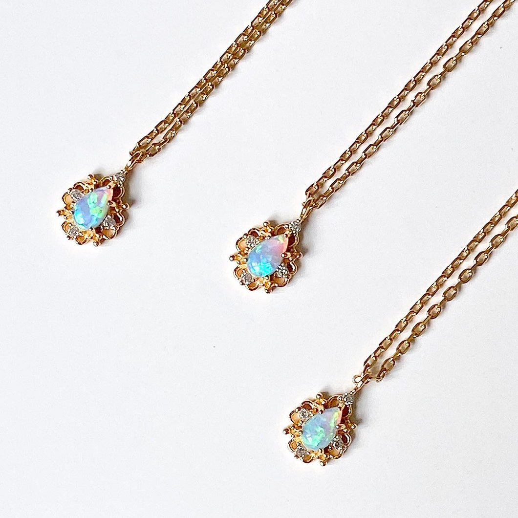 Bianca Opal Necklace