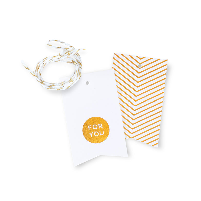 For You Gift Tags – White
