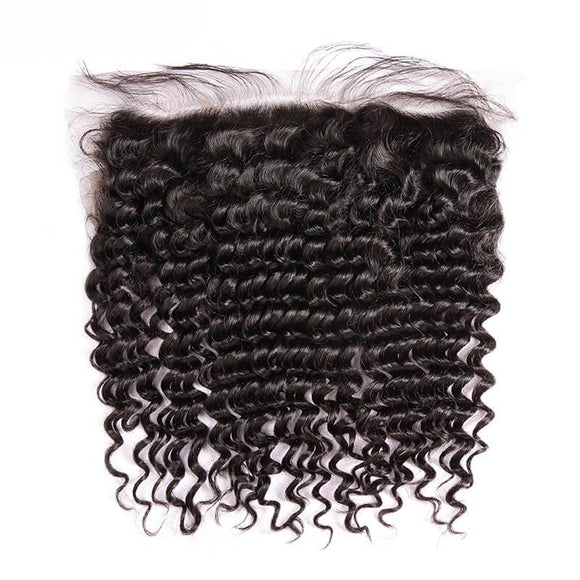 Brazilian Crazy Curly HD Lace Frontals