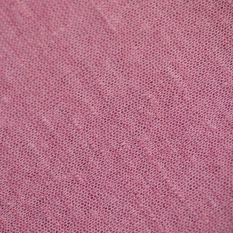 Newborn Fabric Wrap - Winter - Dark Pink