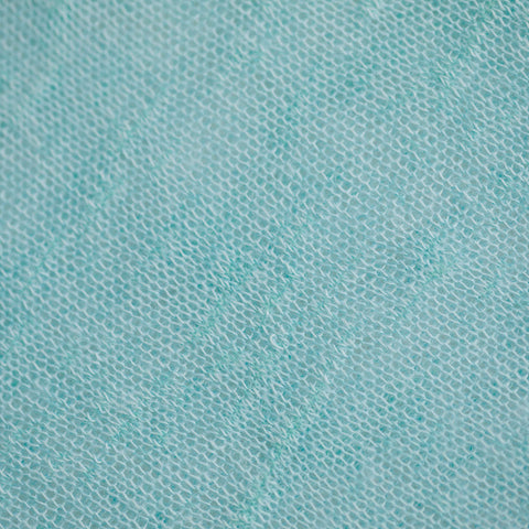 Newborn Fabric Wrap - Winter - Mint