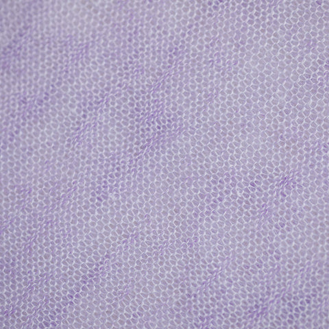 Newborn Fabric Wrap - Winter - Lilac
