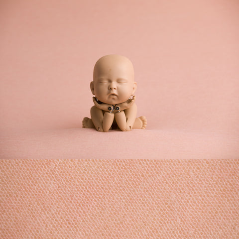 Fabric Backdrop - Tegan - Pink