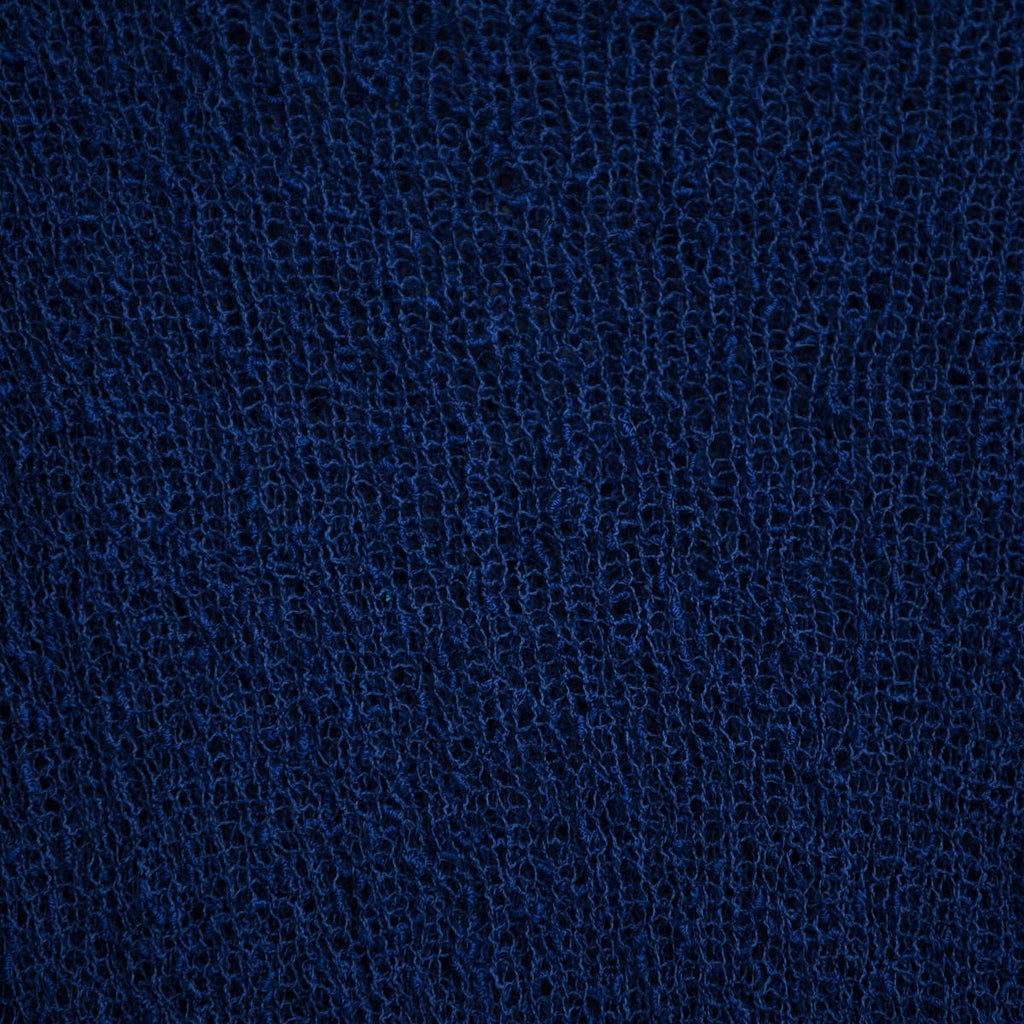 Stretch Knit Wrap 002 - Navy