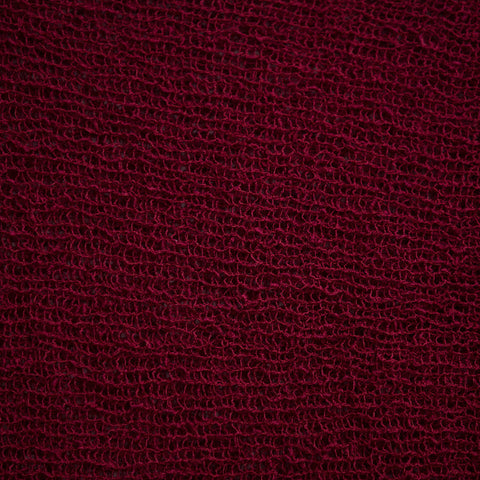 Stretch Knit Wrap 005 - Merlot