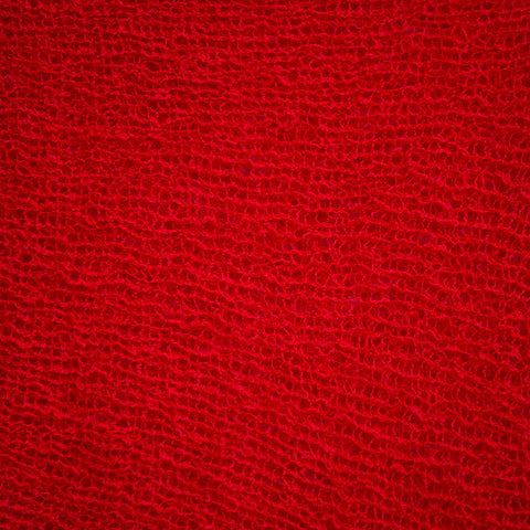 Stretch Knit Wrap 007 - Red