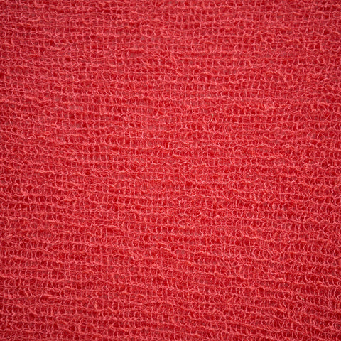 Stretch Knit Wrap 008 - Coral