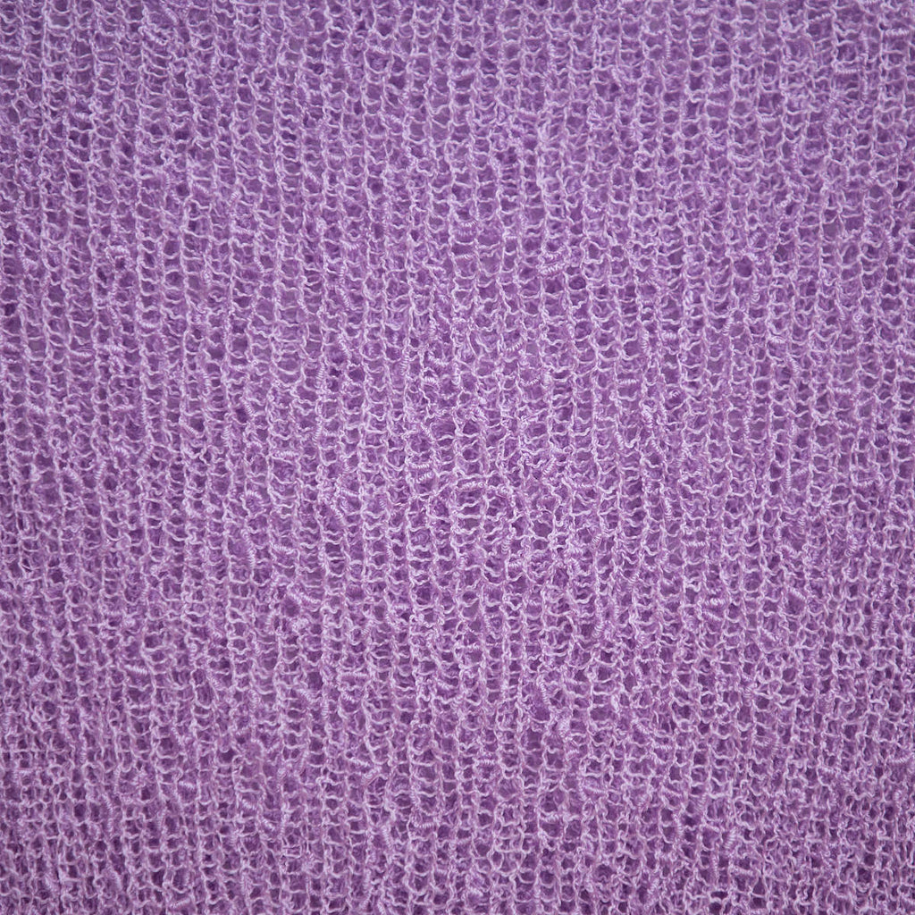 Stretch Knit Wrap 015 - Lilac