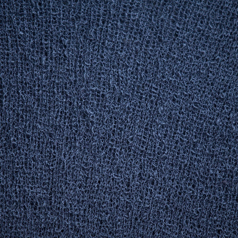 Stretch Knit Wrap 025 - Dutch Blue
