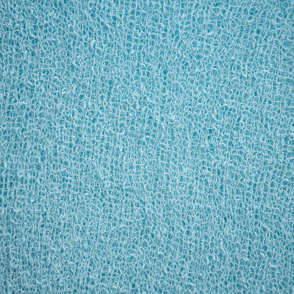 Stretch Knit Wrap 030 - Sky Blue