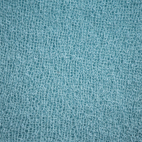 Stretch Knit Wrap 045 - Tiffany Blue