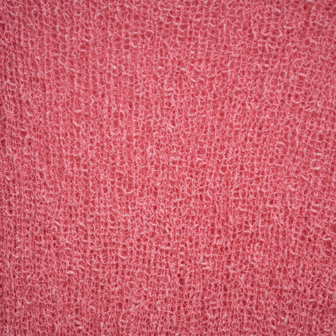 Stretch Knit Wrap 118 - Coral