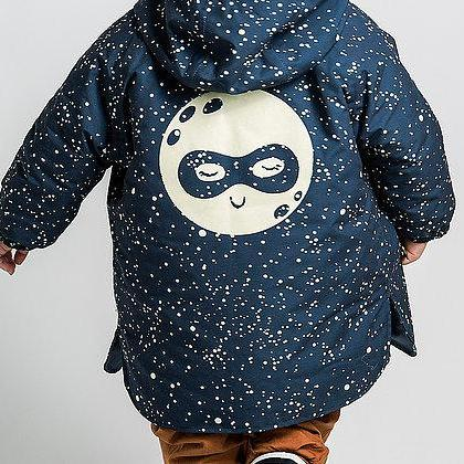 LEA & JOJO LEA MOON 3-IN-1 MOON PRINT COAT
