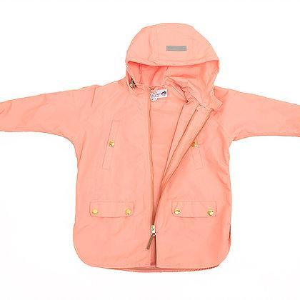 LEA & JOJO LEA MOON 3-IN-1 PINK COAT