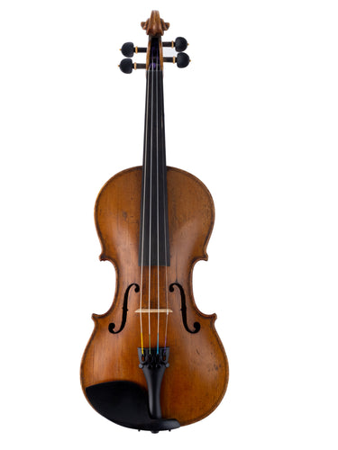 Violin labelled Jacobus Stainer in Absam