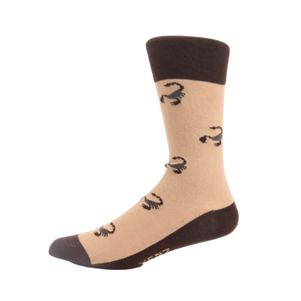 Scorpion Socks