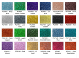 Tiny Candy Double Sided Premium Glitter Colors