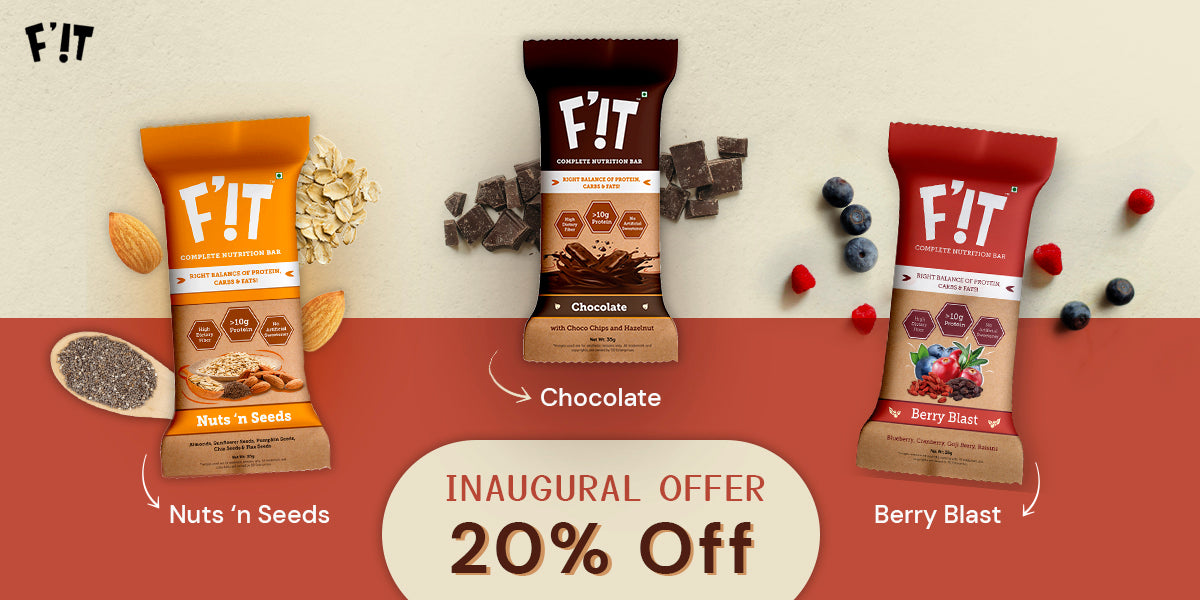 Fit Nutrition Bars