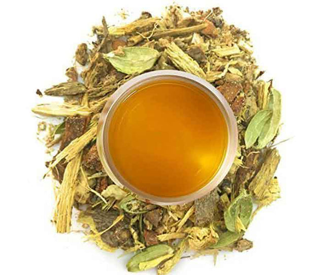 Fab Box - Green Tea - Ayurveda