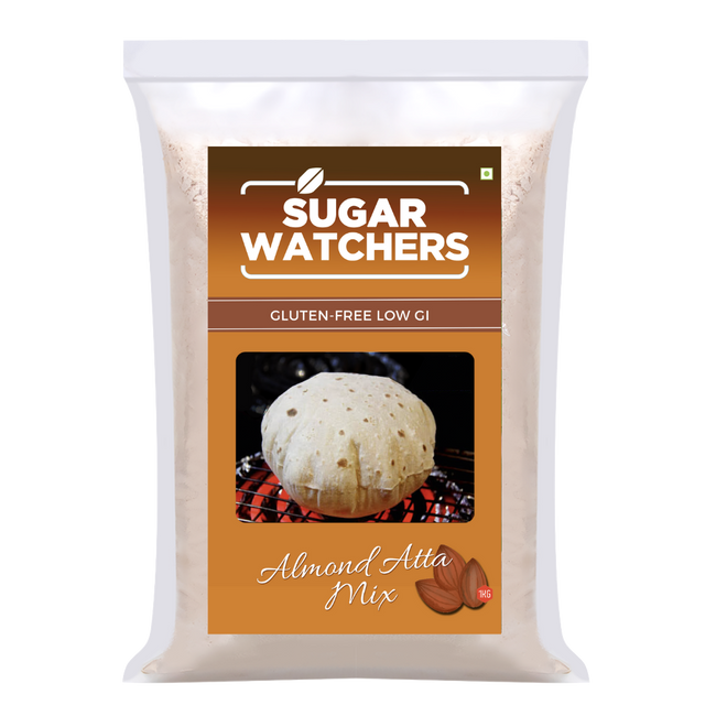 Sugar Watchers - Low GI Almond Flour Mix (200g)