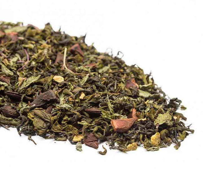 Fab Box - Green Tea - Tulsi Therapy