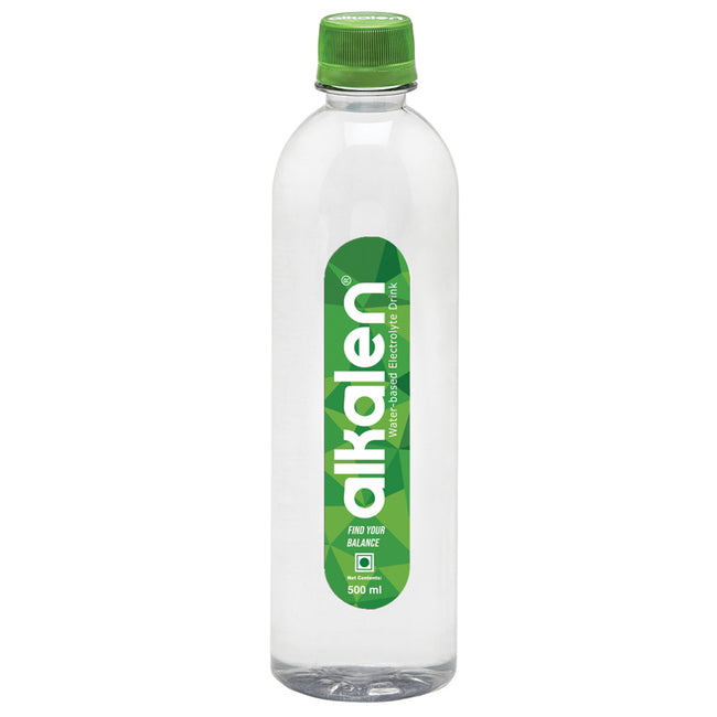 Alkalen | Water-Based Electrolyte Drink