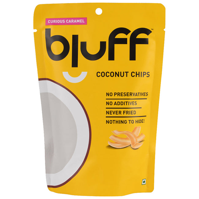 Bluff - Coconut Chips - Curious Caramel