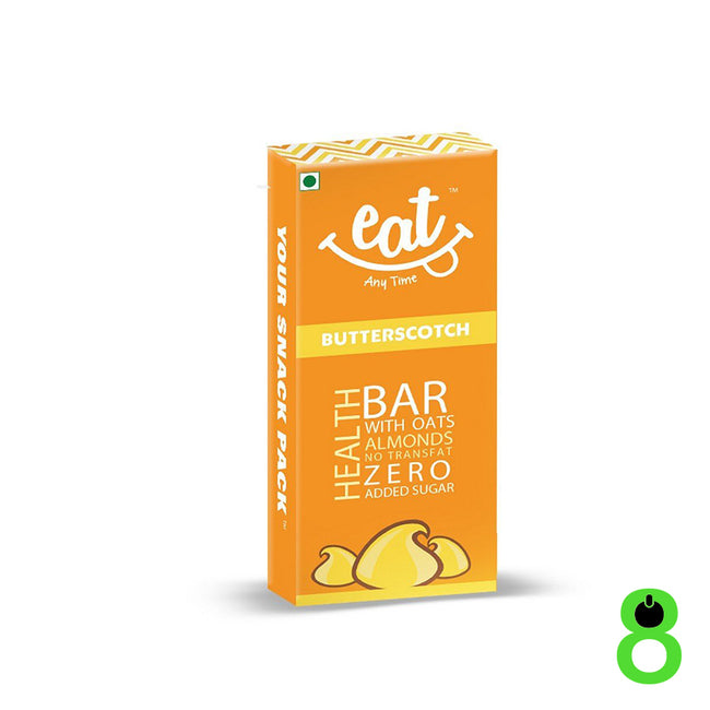 EAT Anytime | Energy Bar | Butterscotch