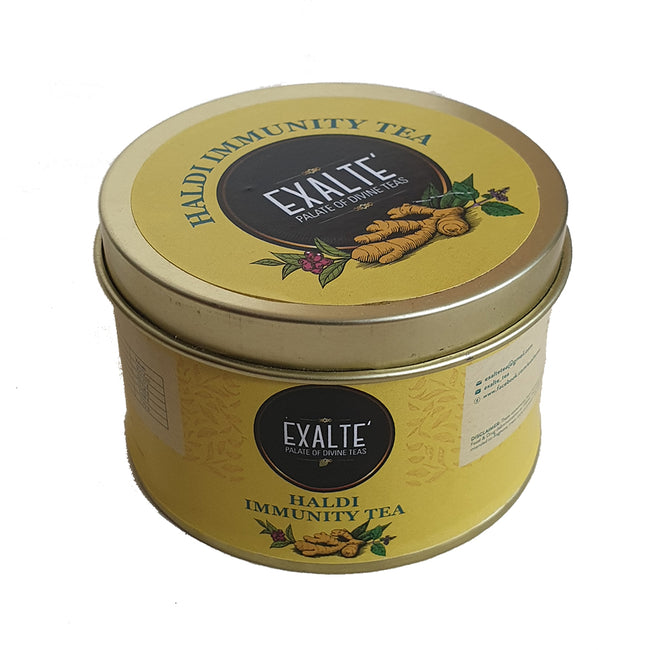 Exalté - Herbal Tea - Haldi Immunity
