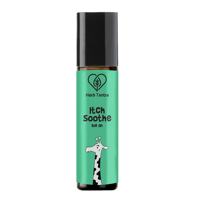 Herb Tantra - Itch Soothe Kids Roll-On For Itches & Bug Bites (9ml)