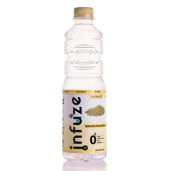 Infuze | Flavoured Water | Licorice