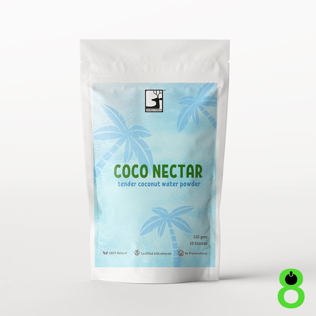 Sacred Forest | Coco Nectar