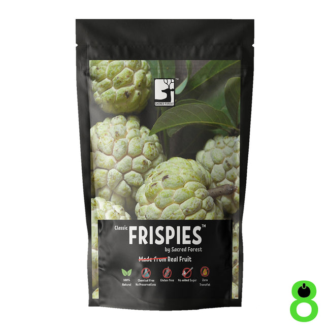 Sacred Forest | Frispies | Classic Custard Apple