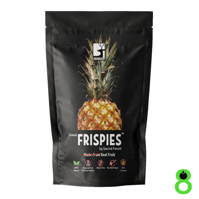 Sacred Forest | Frispies | Classic Pineapple