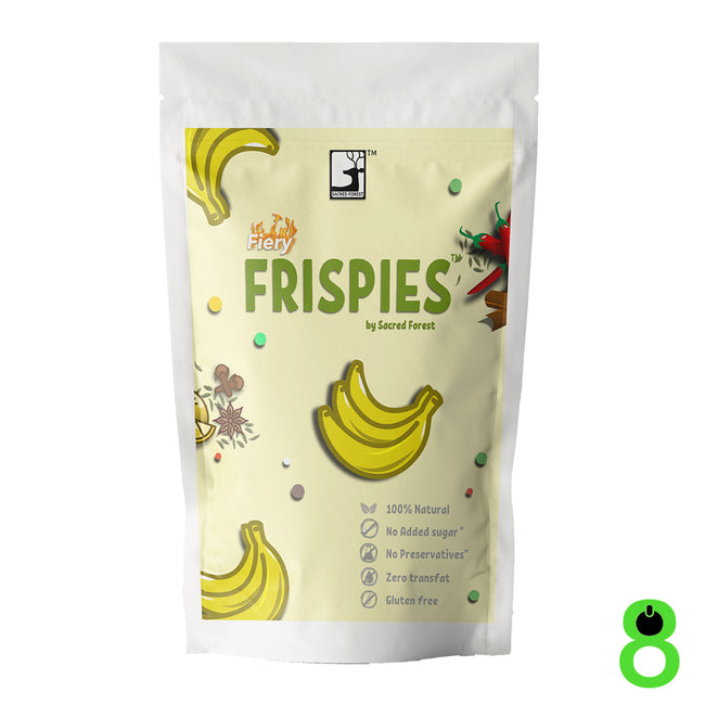 Sacred Forest | Frispies | Fiery Banana
