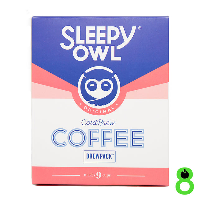 Sleepy Owl | Brew Pack | Original