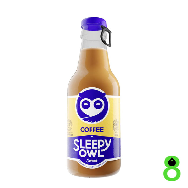 Sleepy Owl | Cold Brewed Coffee | Sweet