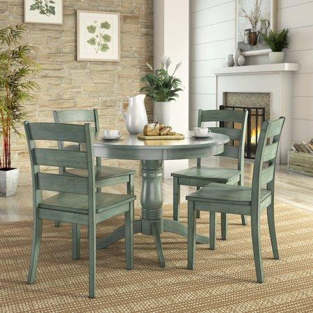 https://www.ebay.com/sch/i.html?_nkw=Lexington+5+Piece+Dining+Set+with+Round+Table+and+4+Ladder+Back+Chairs&_sacat=0