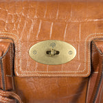 Bayswater Large Brown Leather Bag