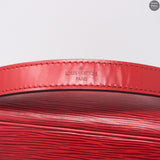 Petit Noe Red Epi Leather