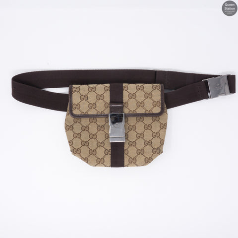 GG Monogram Waist Bag