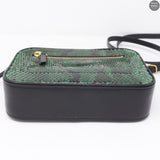 Camera Bag Python & Leather