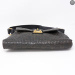 Monogram Motard Pochette Black