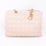 Shopping Tote Light Pink